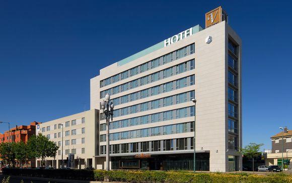 Hotel Vincci Frontaura 4*