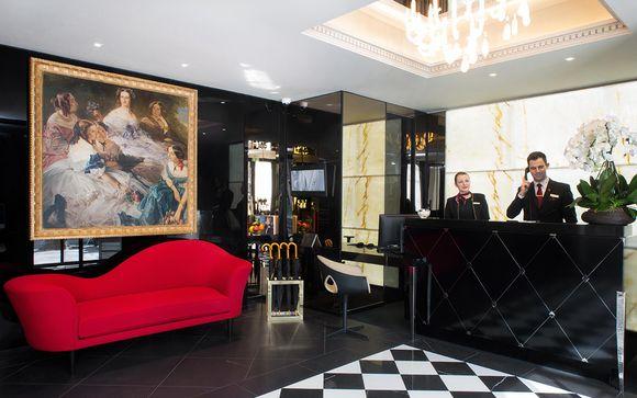 Hotel La Villa Haussmann 4*