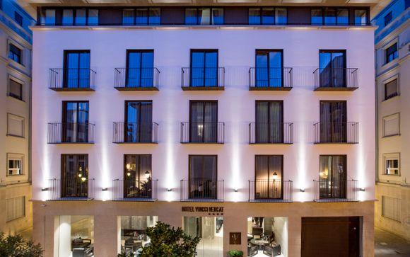 Hotel Vincci Mercat 4*