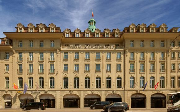 Hotel Schweizerhof Bern & The Spa 5*
