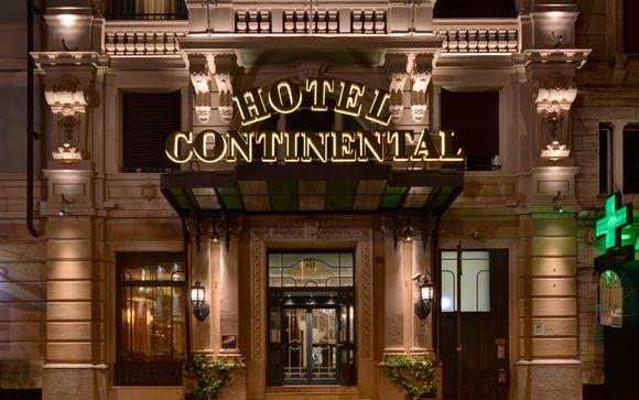 Hotel Continental Genova 4*