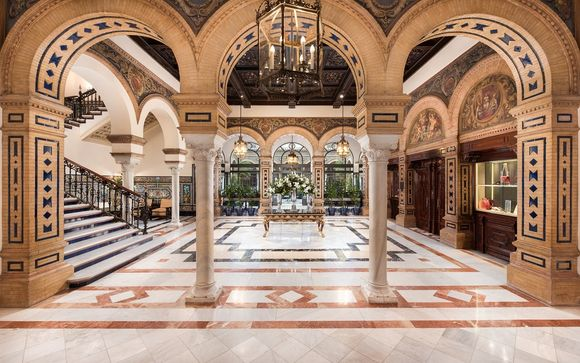 Hotel Alfonso XIII - A Luxury Collection Hotel 5*