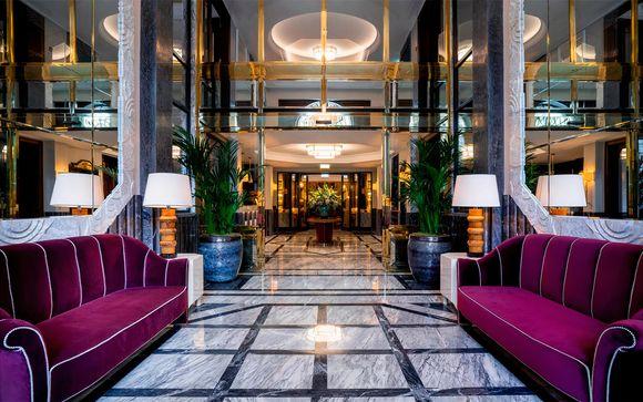 Maison Albar Hotels – Le Monumental Palace 5*