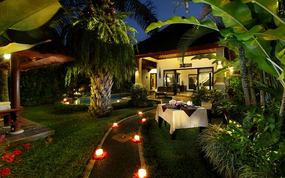 FuramaXclusive Resort & Villas Ubud 4*