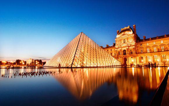 """Tu excursión incluida en la """"Oferta Louvre"""""""