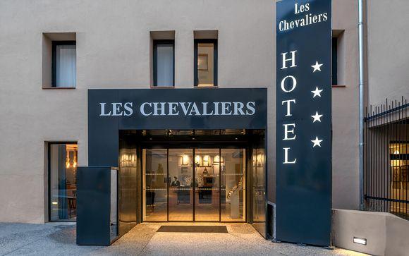 Poussez les portes du SOWELL HOTELS Les Chevaliers 4*