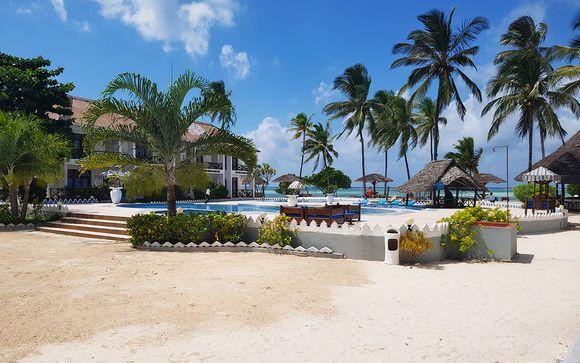 African Sun Sand Sea Beach Resort & Spa