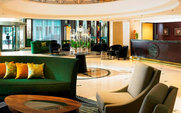 Brussels Marriott Hotel Grand Place 4*