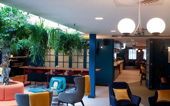 Qbic Hotels Brussels 4*