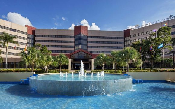 Poussez les portes de l'hôtel Memories Miramar Havana 4*