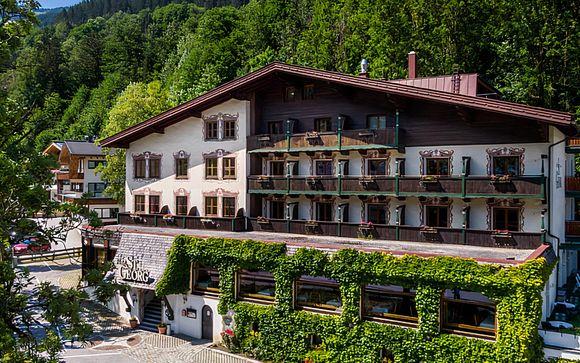 Hotel previsti durante il tour