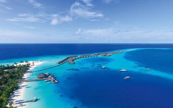 Constance Halaveli Maldives Grand Luxury 5*