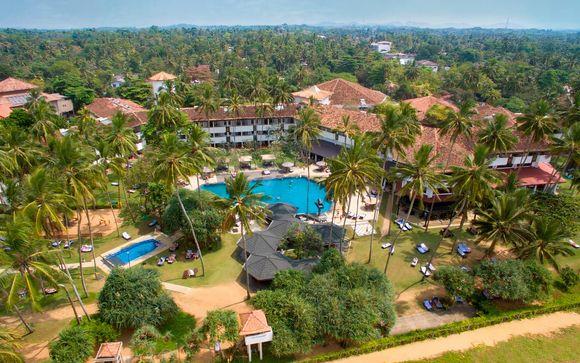Votre extension au Tangerine Beach Hotel 4*