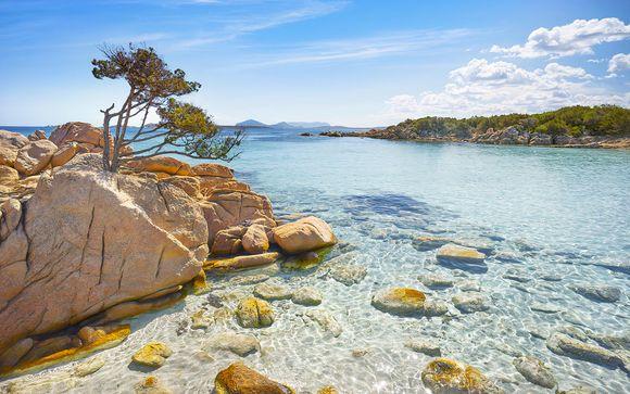 Classico 4* immerso nel verde vicino a spiagge da sogno