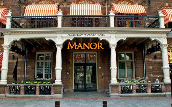 The Manor Amsterdam Hotel 4*