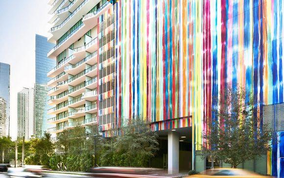 SLS Brickell Hotel & Residence Miami 5*