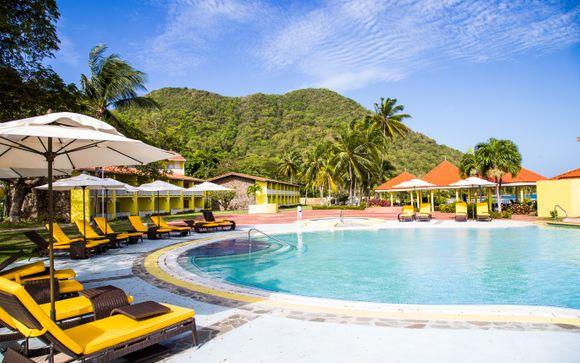 Starfish St. Lucia 4*