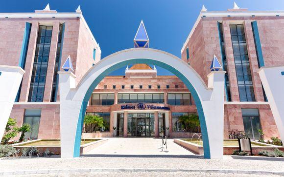 Hilton Vilamoura As Cascatas Golf Resort & Spa 5*