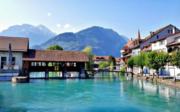 Willkommen in... Interlaken!