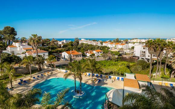 Hotel Mirachoro Praia 4*