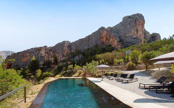 Soggiorno in Suite o Villa in design hotel con Spa