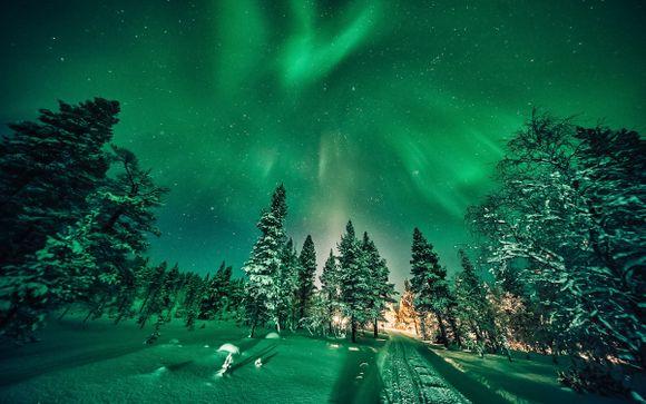 Excursions à la recherche d'aurores boréales