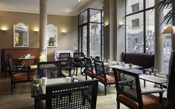 Hotel 123 Elysées 4*