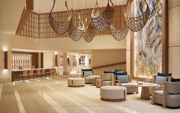 Poussez les portes de votre hôtel Dreams Puerto Aventuras 4*