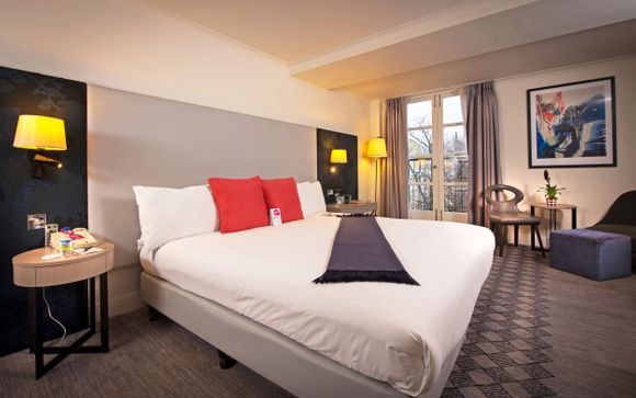 DoubleTree by Hilton London Kensington 4*