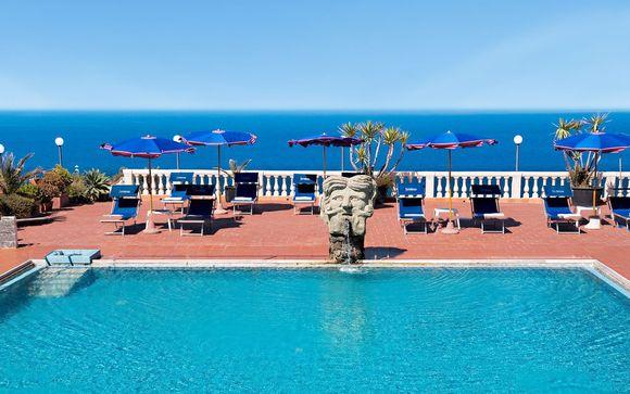Relax e stile mediterraneo nel fascino di Ischia