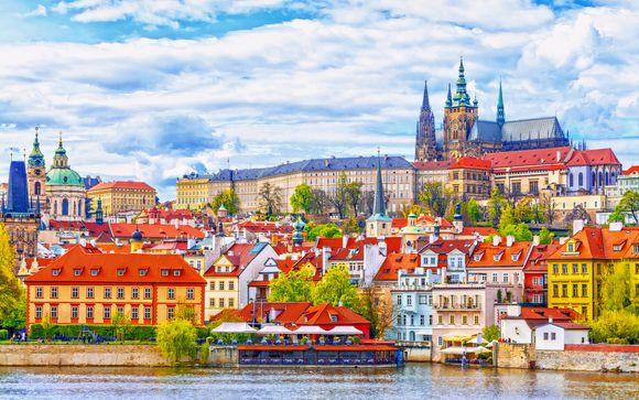 Soggiorno nel cuore di Praga con crociera inclusa