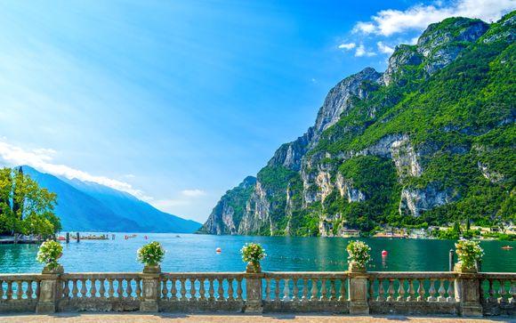 Relax sul lago di Garda in pieno centro storico