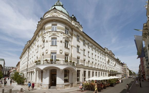 Grand Hotel Union 4*
