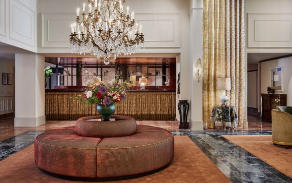 L'Hotel de l'Europe 5*