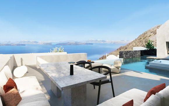 Hotel di Lusso sul Mar Egeo con Spa