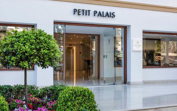 Il Mitsis Petit Palais 4*