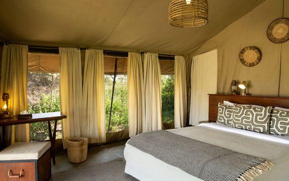 Pour votre confort durant le safari