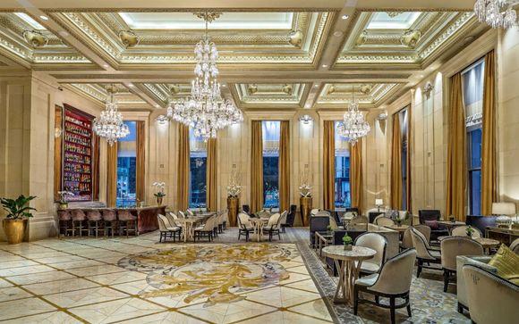 Il Plaza Hotel New York 5*