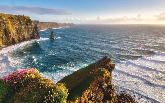 Viaggio in libertà dalla capitale ai paesaggi inesplorati irlandesi