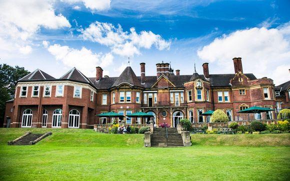 Moor Hall Hotel & Spa 4*