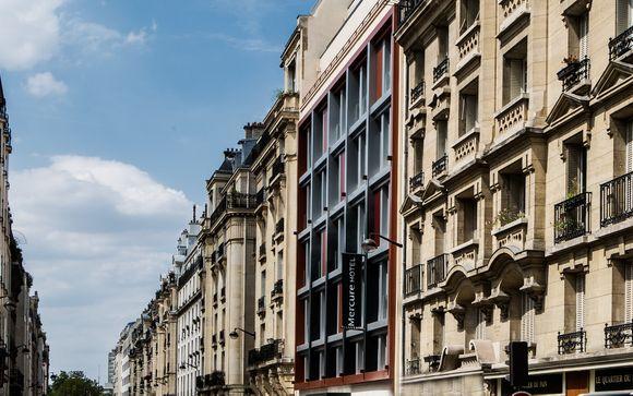 Il Mercure Paris 17 Batignolles 4*