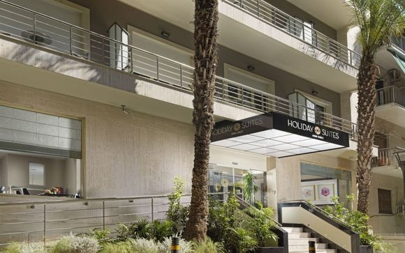 Holiday Suites Athens 4*