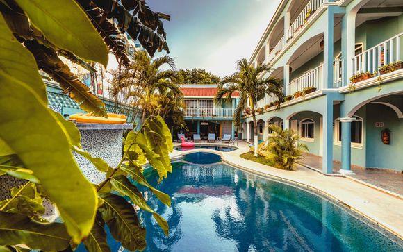 Poussez les portes de l'hôtel Selina Playa Del Carmen