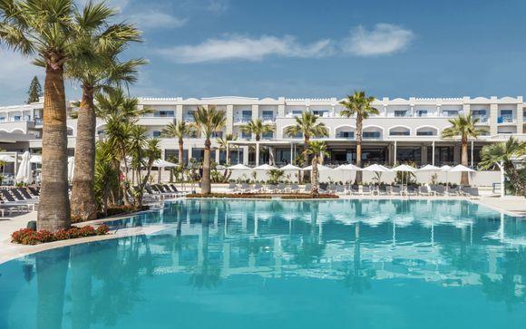 Mare e relax in All Inclusive sull'isola di Rodi
