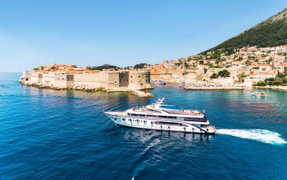 Cruise rond de Dalmatische Eilanden