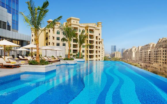 Expo universale dall'1/10: lusso a Palm Jumeirah con ingresso a The View