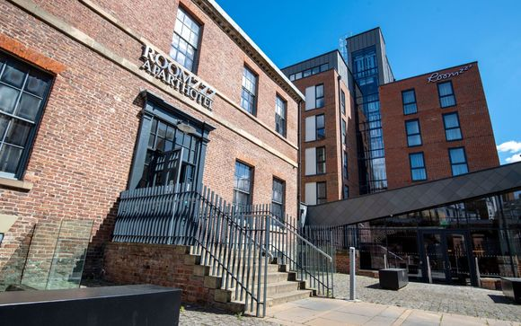 Roomzzz Aparthotel Newcastle City