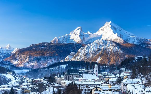 Willkommen im... Berchtesgadener Land!