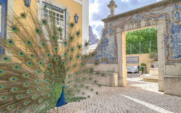 A due passi dal Castello di São Jorge con ingresso ai musei