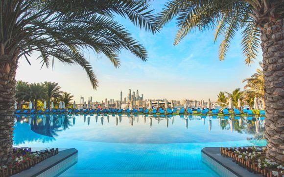 Ultra All Inclusive da sogno sulla Palm Jumeirah